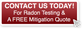 Schedule radon testing in Colorado